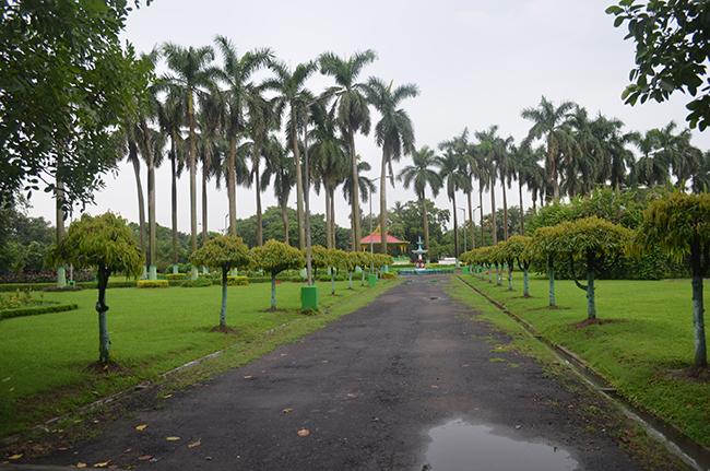 Eden Gardens Park