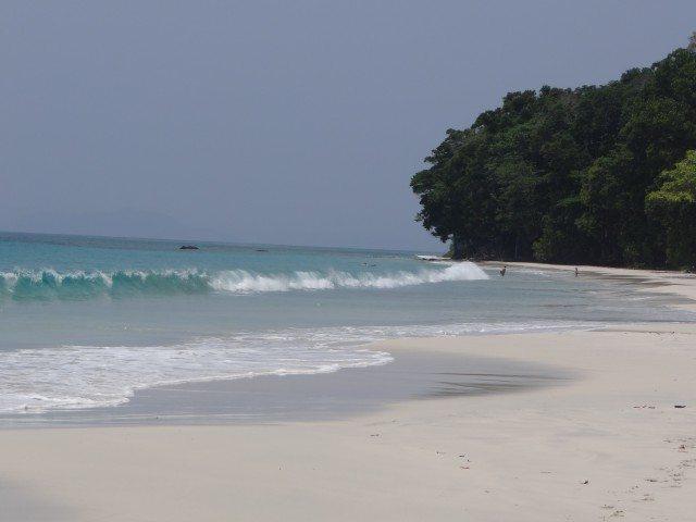 And finally, Radhanagar Beach
