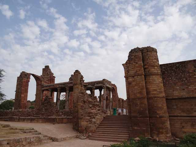 Iltutmish's Colonnade - South Gate