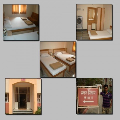 Accomodation at Anand Vihar