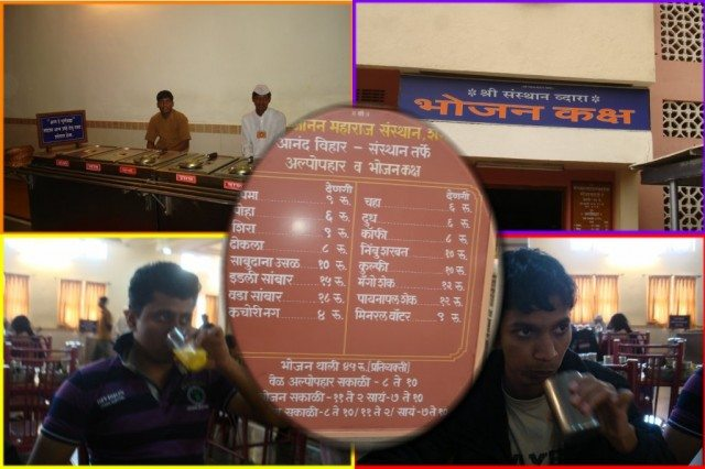 Food At Anand Vihar