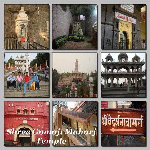 Gomaji Maharaj Temple