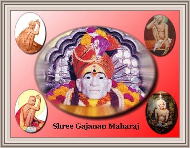 Shree Gajanan Maharaj Shegaon