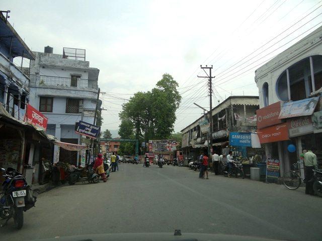 Kotdwar Main Street
