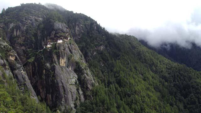 Taksang Gompa (10,240 Ft.) Paro, Bhutan