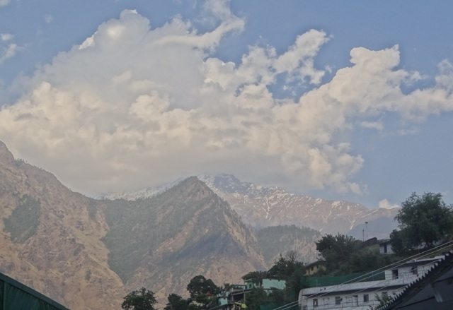 View from Joshimath