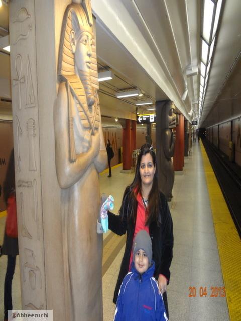 "TTC Station "" Museum"""