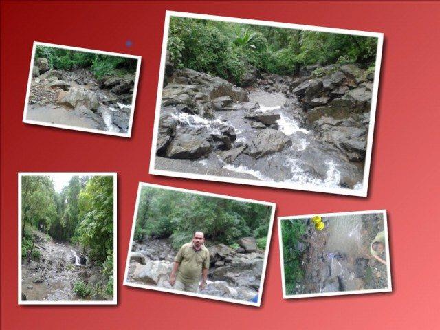 Water Fall & Water Stream