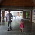 A dream fulfilled, at Sabarmati Ashram