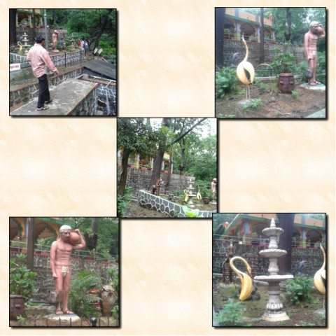 Place near Jag Mata Temple