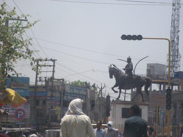 A view of Bhiwani ciyu