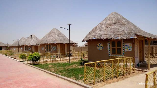 Great Rann of Kutch - Resort Cottages