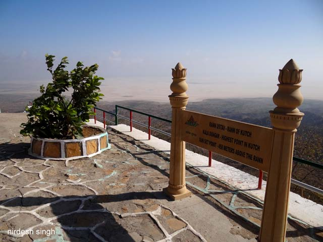 Kala Dungar - Highest Point in Kutch