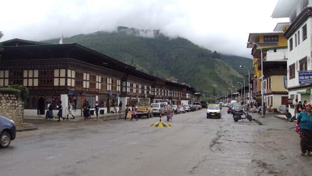 Paro Street