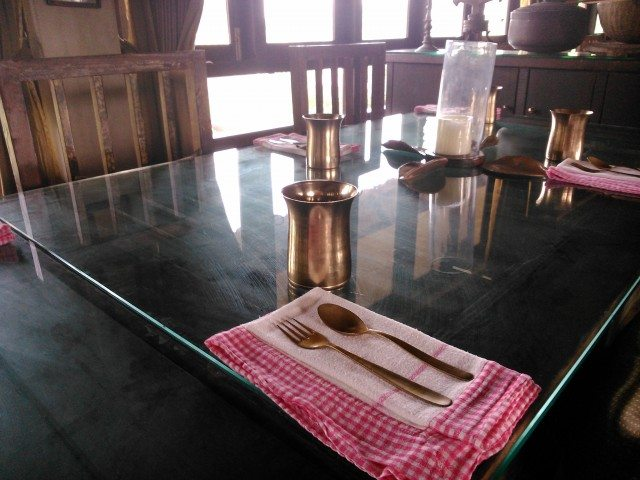 Brass Cutlery