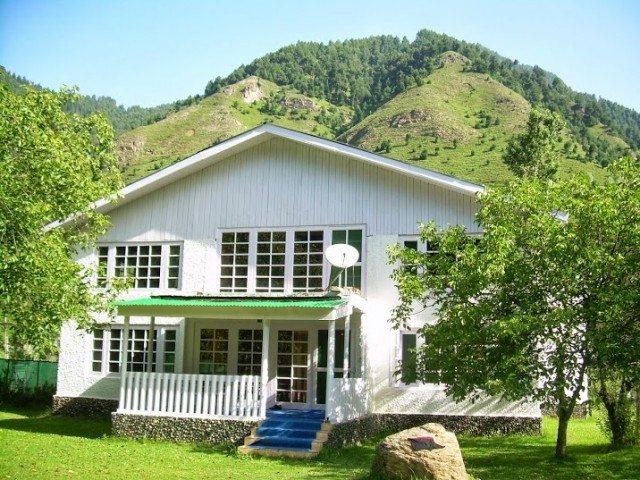 Hut House