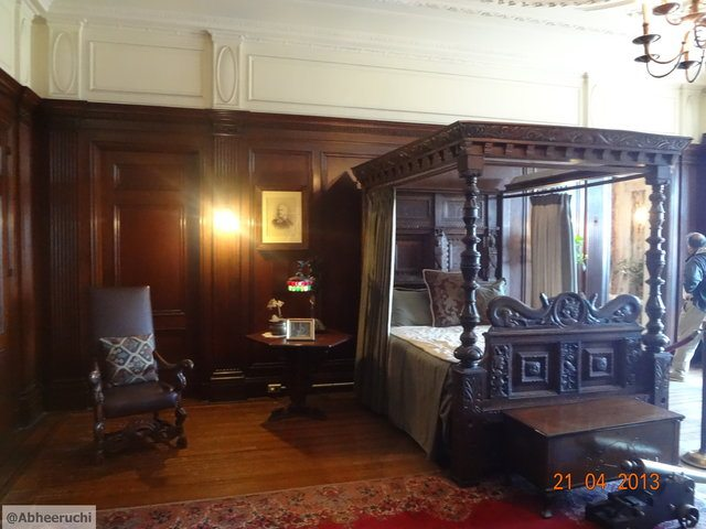 Sir Pellatt's suite