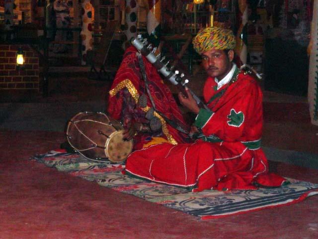 राजस्थानी लोक-संगीत