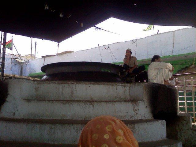 जहांगीर की दी गयी देग