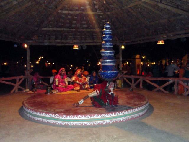 राजस्थानी लोक नृत्य