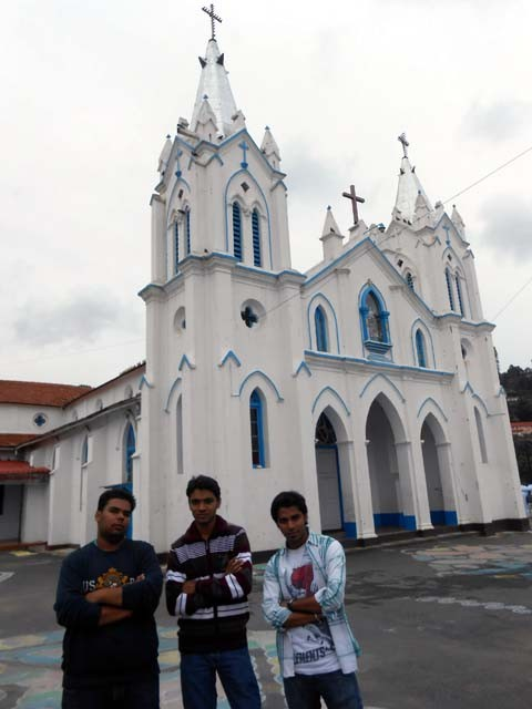 Church at Coonoor