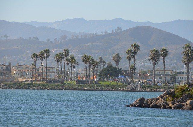 Back to sunny Ventura.