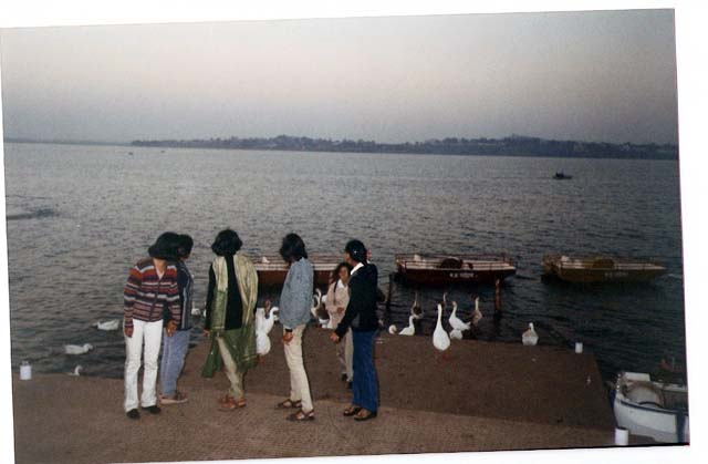 Fun with friends in bhopal