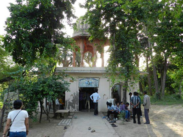 Keoladev Temple