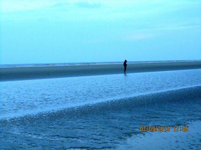 Henry Island Beach