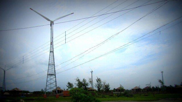 Windmills of Frazergunj