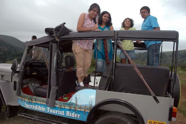 Thekkady - Another hope for tiger sighting - Ghumakkar - Inspiring travel experiences.