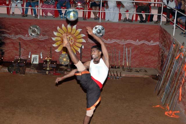 Kerala Martial Art