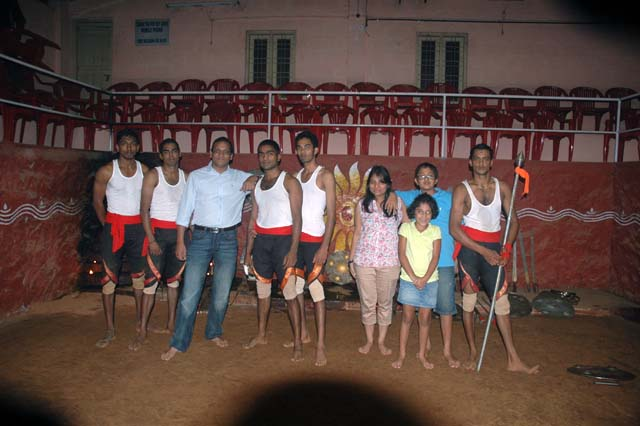 Kerala Martial Art Group