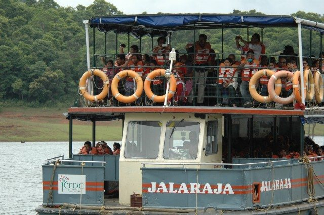 Periyar Boat Safari