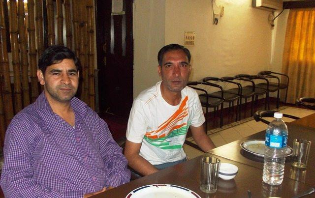 इंदौर गेस्ट हाउस में