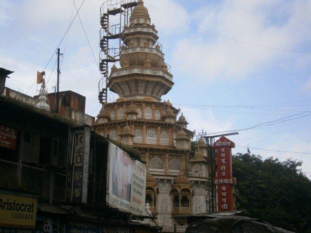 Shri Dagadu Sheth Ganapati Temple Pune