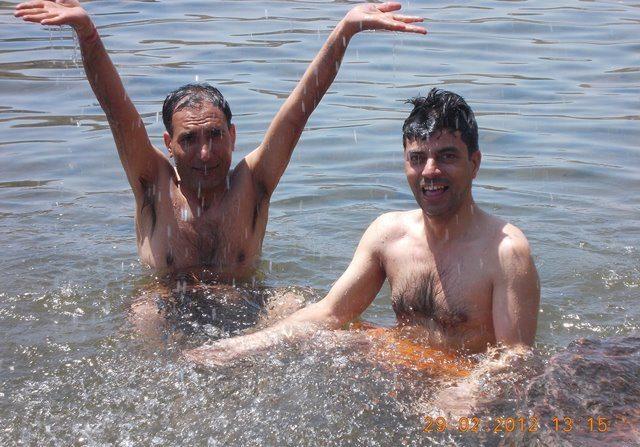 नर्मदा स्नान