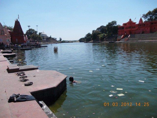 रामघाट, क्षिप्रा नदी