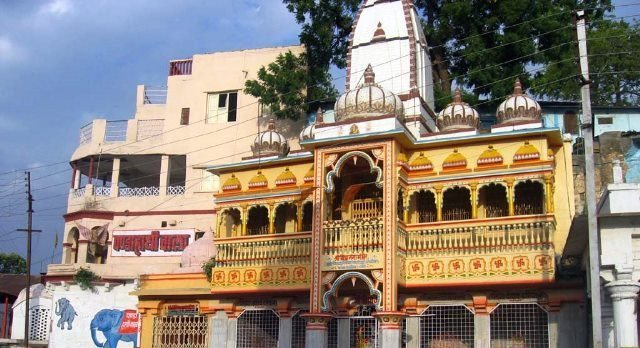 क्षिप्रा गंगा मंदिर