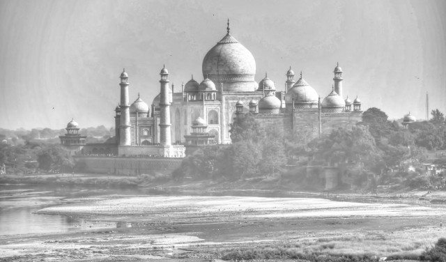 A recent trip to Agra