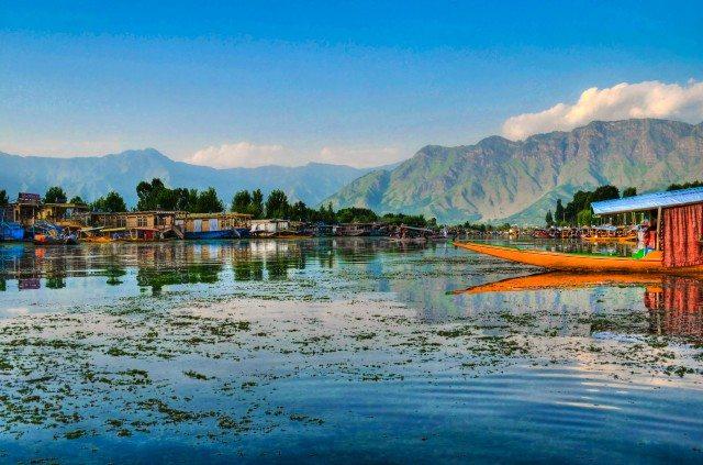 A recent trip to Kashmir