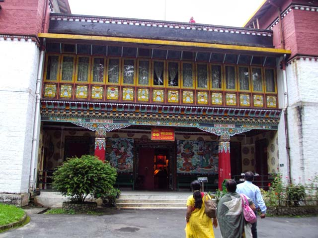 Namgyal Institute  of Tibetiology