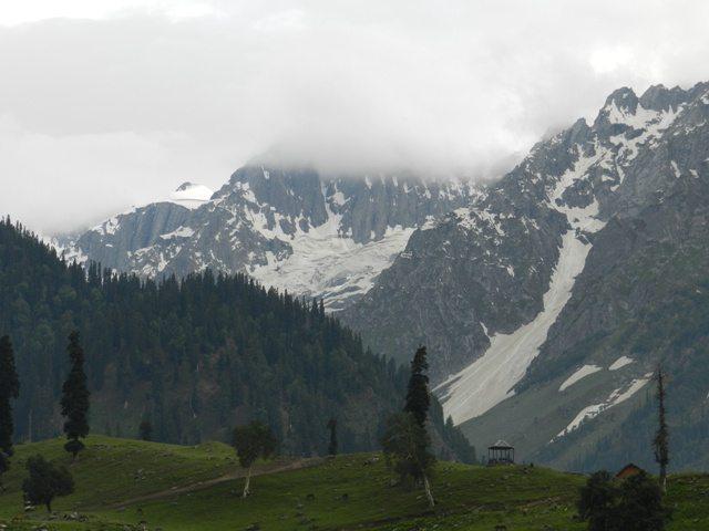 Melting Glacier Sonmarg