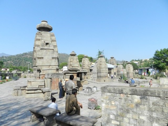 Baijnath Temple Cluster