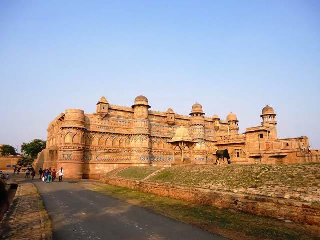 महाराजा मानसिंह तोमर का किला