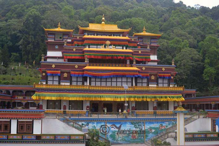 Ranka Monestry Gangtok