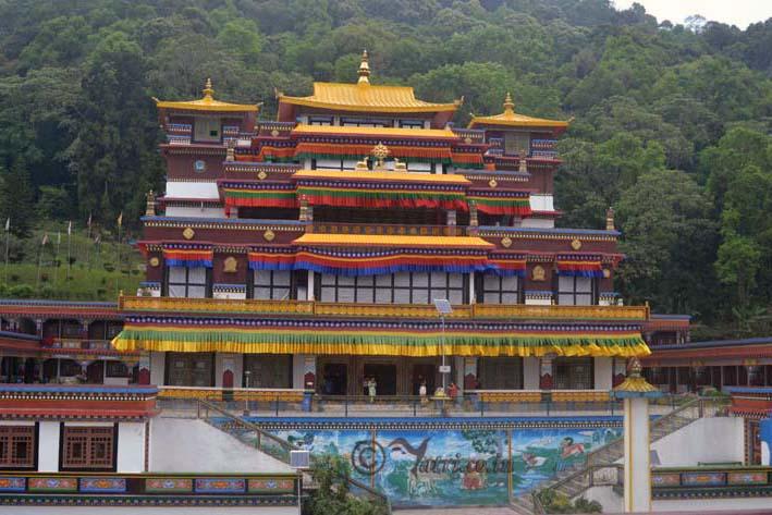 Ranka Monestry Gangtok