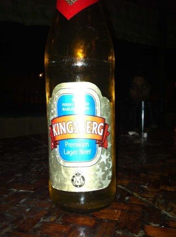 Kingsberg. Reminds you of any other popular brands ?