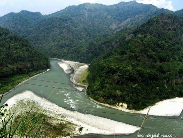 Teesta River