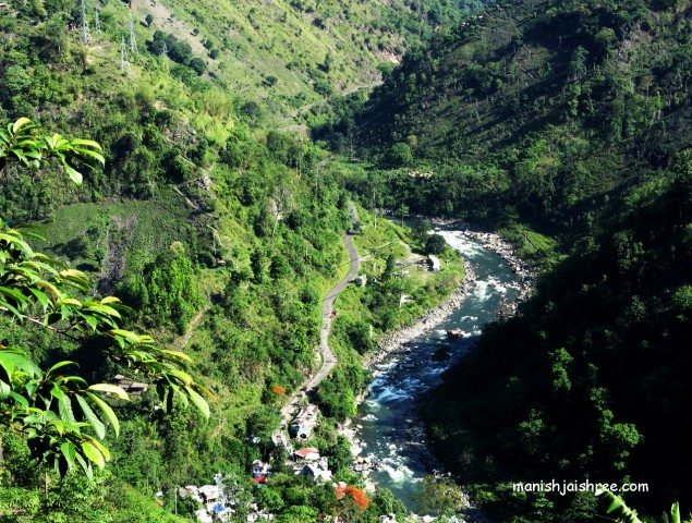 River Rangit , Sikkim